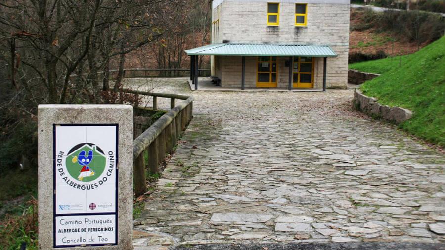 Albergue de peregrinos de Teo de la Xunta de Galicia, O Faramello - Camino Portugués :: Albergues del Camino de Santiago