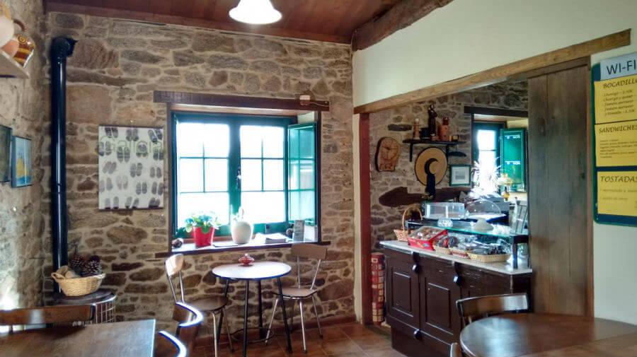 Albergue Witericus, Carballedo (Guitiriz) - Camino del Norte :: Albergues del Camino de Santiago
