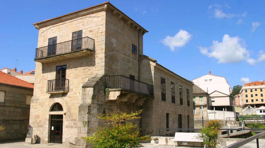 Albergue de peregrinos Casa da Torre, Redondela - Camino Portugués :: Albergues del Camino de Santiago