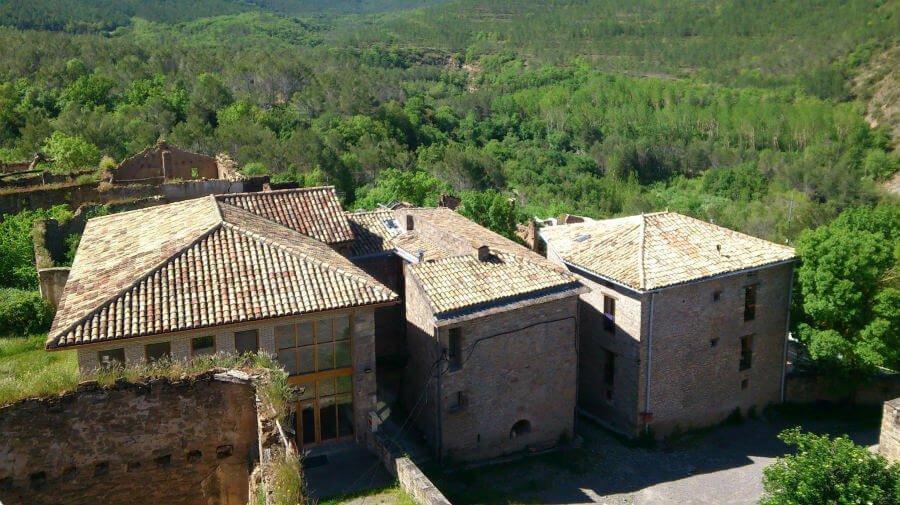 Albergue de Ruesta - Camino Aragonés :: Albergues del Camino de Santiago