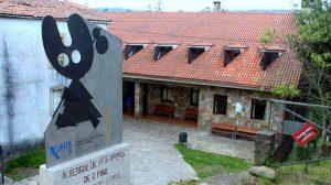 Albergue de peregrinos de la Xunta de Galicia Arca do Pino, O Pedrouzo - Camino Francés :: Albergues del Camino de Santiago