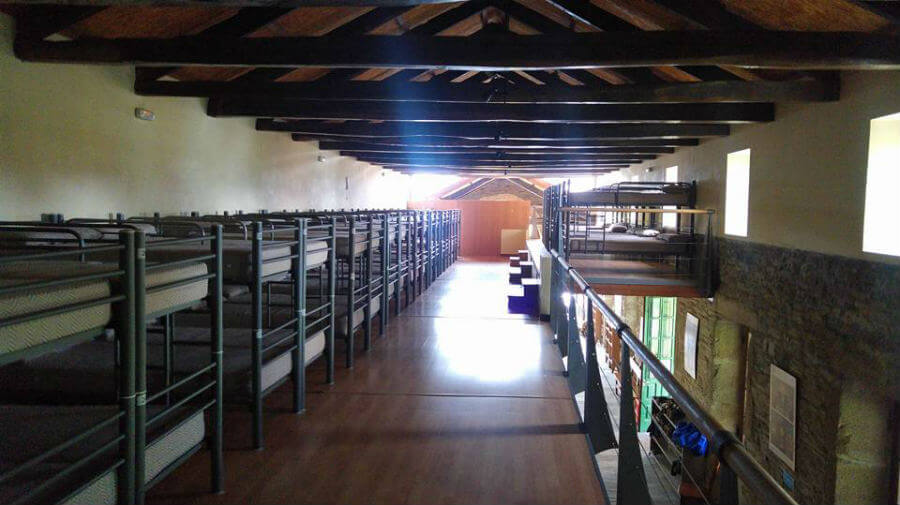 Albergue de peregrinos de la Xunta de Galicia de Baamonde - Camino del Norte :: Albergues del Camino de Santiago