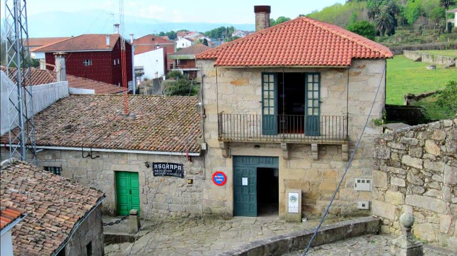 Albergue de peregrinos de la Xunta de Galicia, Padrón - Camino Portugués :: Albergues del Camino de Santiago