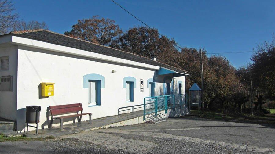 Albergue de peregrinos de la Xunta de Galicia, Ferreiros - Camino Francés :: Albergues del Camino de Santiago