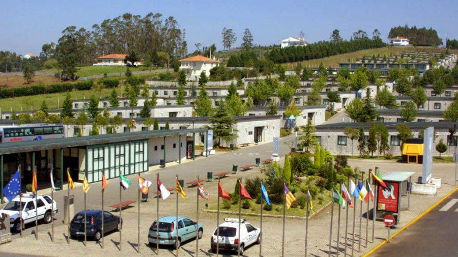 Albergue de peregrinos de la Xunta de Galicia, Monte do Gozo, La Coruña :: Albergues del Camino de Santiago