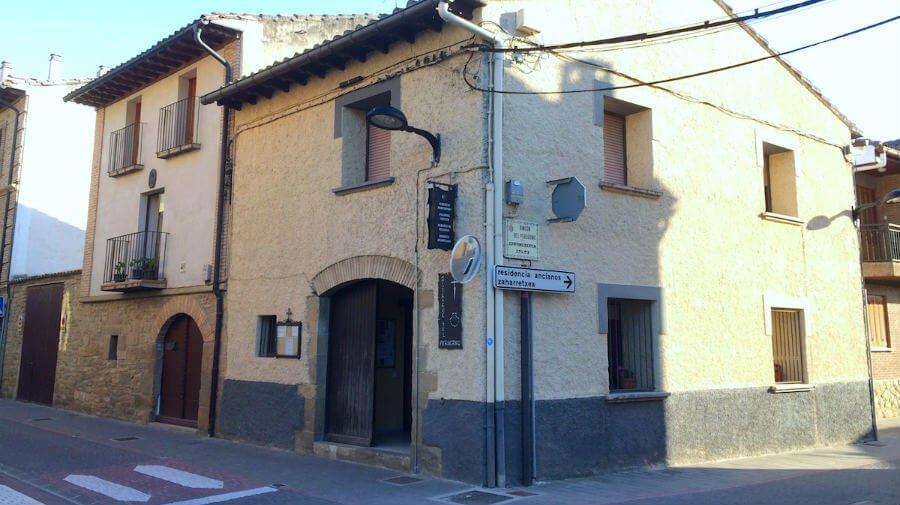 Albergue de peregrinos municipal de Sangüesa - Camino Aragonés :: Albergues del Camino de Santiago