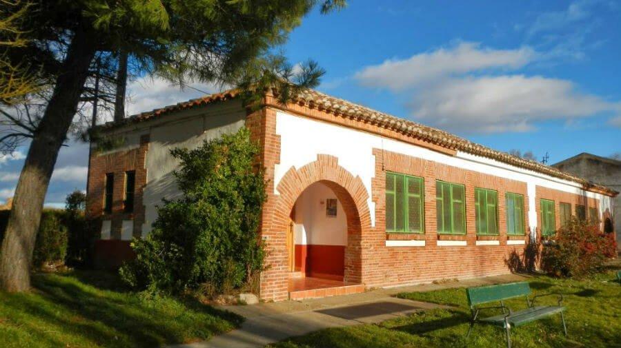 Albergue de peregrinos municipal de Población de Campos - Camino Francés :: Albergues del Camino de Santiago