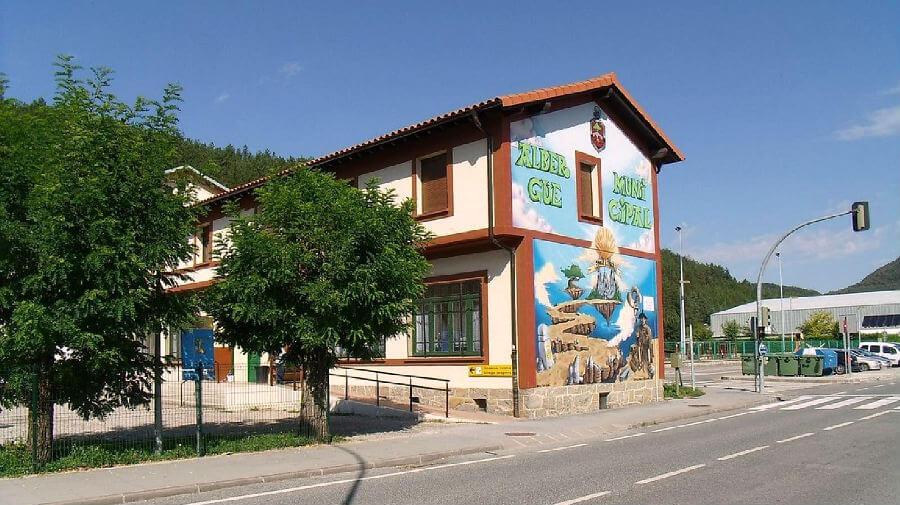 Albergue de peregrinos municipal de Zubiri (Navarra) - Camino Francés :: Albergues del Camino de Santiago