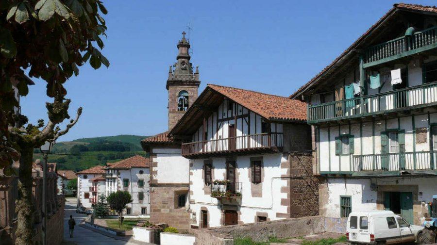 Arizkun, Navarra, Camino de Santiago Baztanés :: Albergues del Camino de Santiago