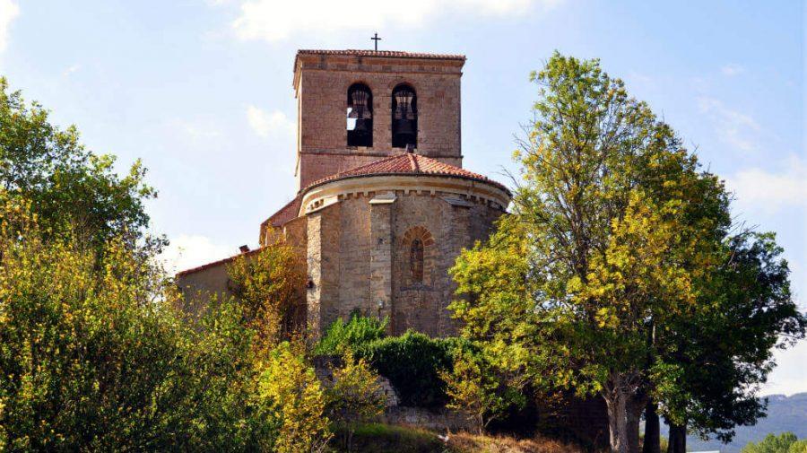 Iglesia de San Román, Arre, Navarra, Camino de Santiago Baztanés :: Albergues del Camino de Santiago