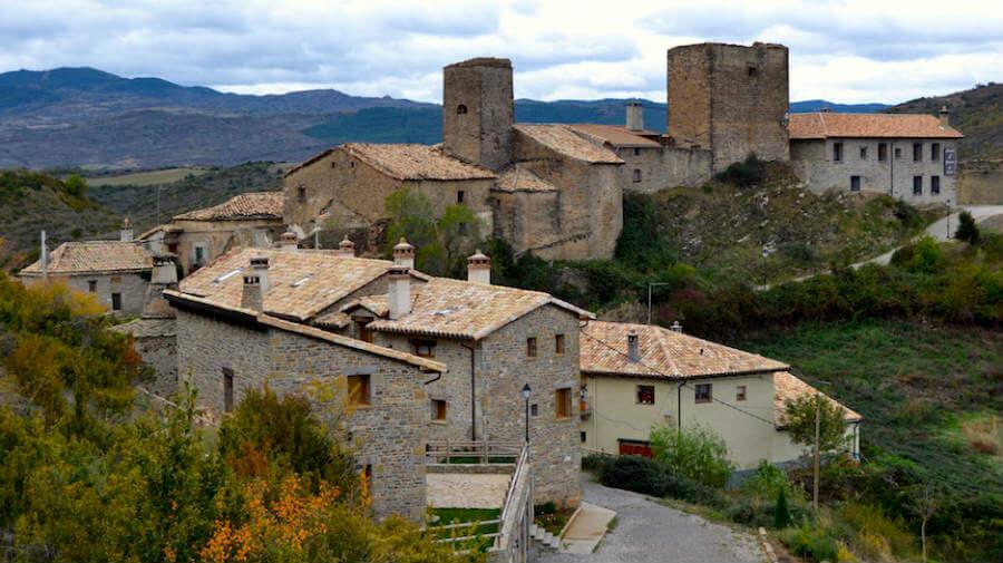 Arres, Huesca, Camino Aragonés :: Albergues del Camino de Santiago