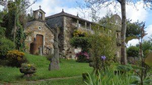 Casa Museo de Víctor Corral, Baamonde - Camino del Norte :: Albergues del Camino de Santiago