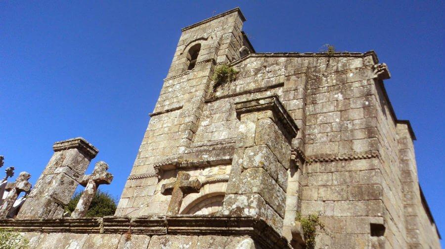 Iglesia de Santiago, Barbadelo, Lugo - Camino Francés :: Albergues del Camino de Santiago