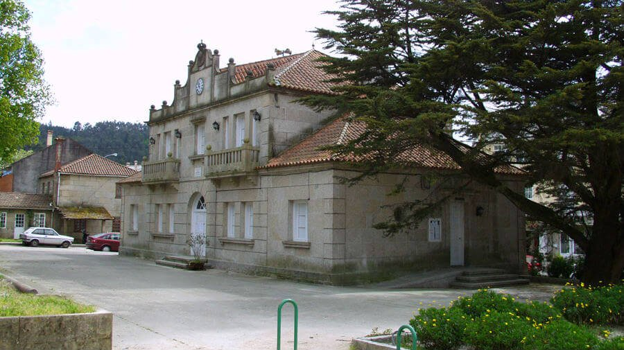 Barro, Pontevedra - Camino Portugués :: Albergues del Camino de Santiago