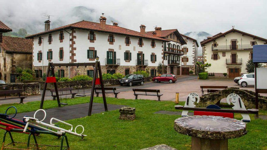 Berroeta, Navarra, Camino de Santiago Baztanés :: Albergues del Camino de Santiago