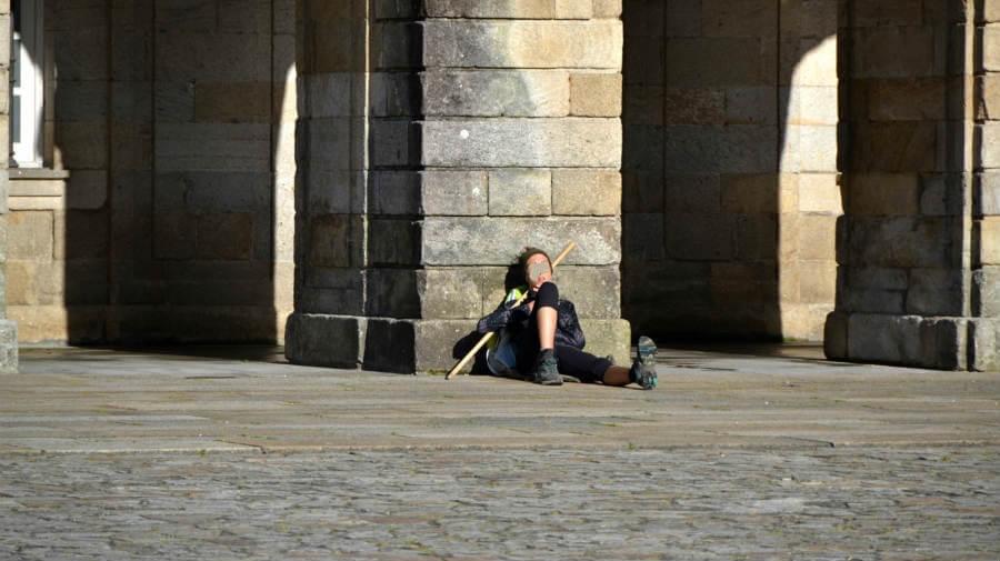 Cómo combatir el cansancio en el Camino de Santiago :: Albergues del Camino de Santiago