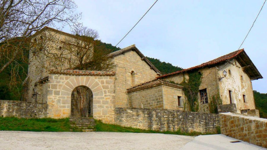 Endériz, Navarra, Camino de Santiago Baztanés :: Albergues del Camino de Santiago