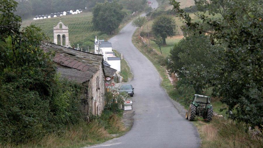 Ferreiros, Lugo - Camino Francés :: Albergues del Camino de Santiago