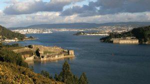 Ría de Ferrol, Camino Inglés :: Albergues del Camino de Santiago
