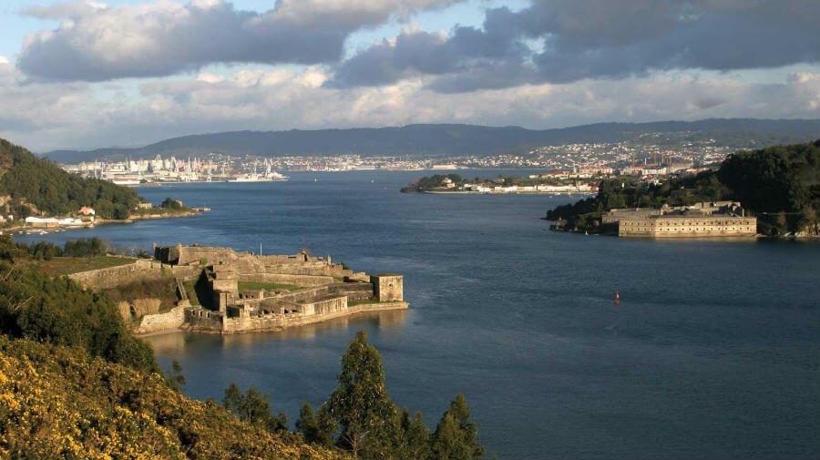 Ría de Ferrol, Camino Inglés :: Guía del Camino de Santiago