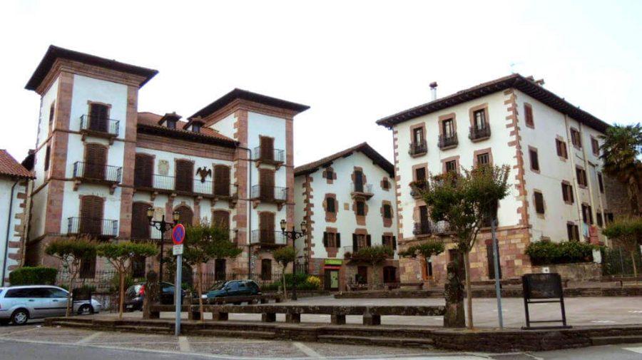 Irurita, Valle de Baztán, Navarra, Camino de Santiago Baztanés :: Albergues del Camino de Santiago