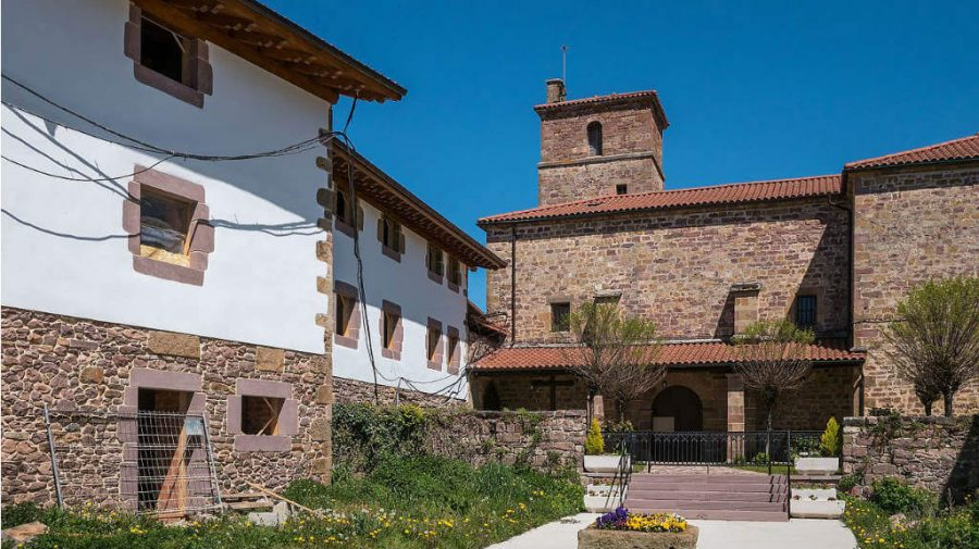 Lantz, Navarra, Camino de Santiago Baztanés :: Albergues del Camino de Santiago