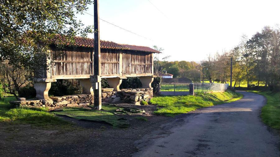 Mato-Casanova, Lugo - Camino Francés (Etapa de Palas de Rei a Arzúa) :: Guía del Camino de Santiago desde Sarria