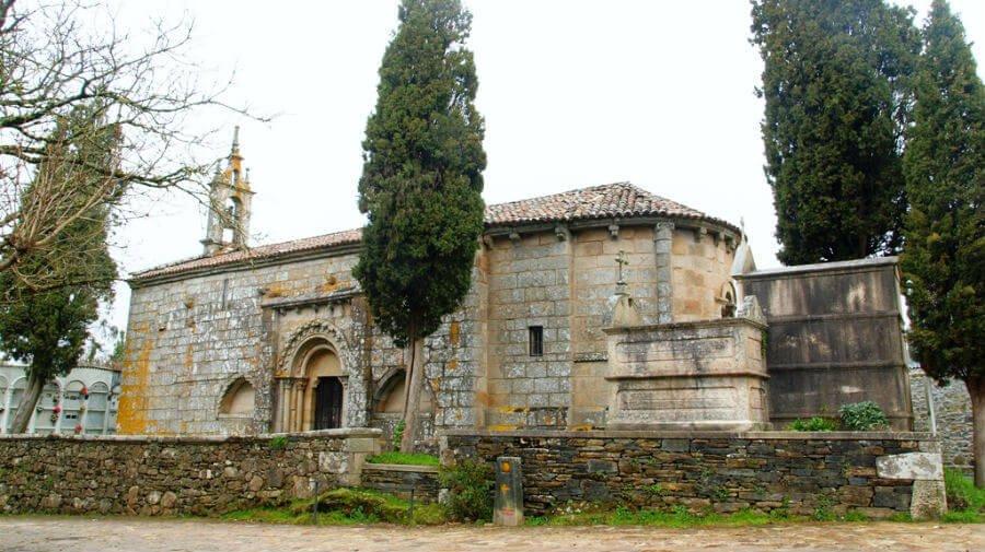 Iglesia de Santa María, Melide - Camino Francés :: Albergues del Camino de Santiago