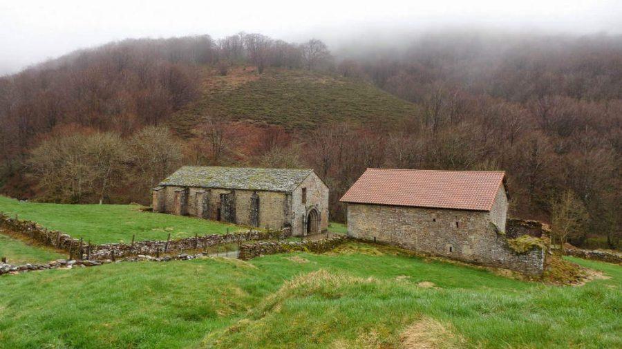 Monasterio-hospital de Santa María de Belate, Navarra, Camino de Santiago Baztanés :: Albergues del Camino de Santiago