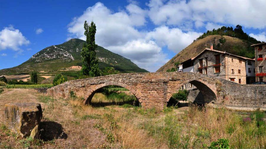 Monreal, Navarra, Camino Aragonés :: Guía del Camino de Santiago