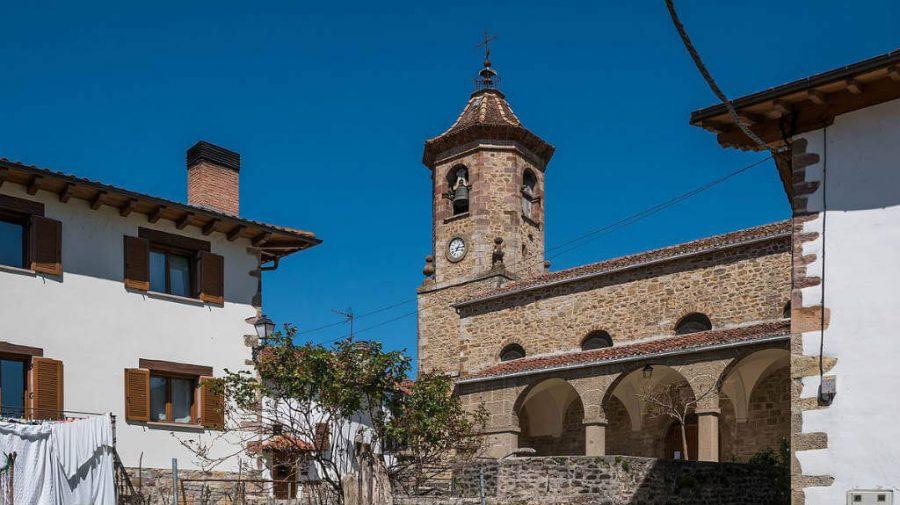 Olagüe, Navarra, Camino de Santiago Baztanés :: Albergues del Camino de Santiago