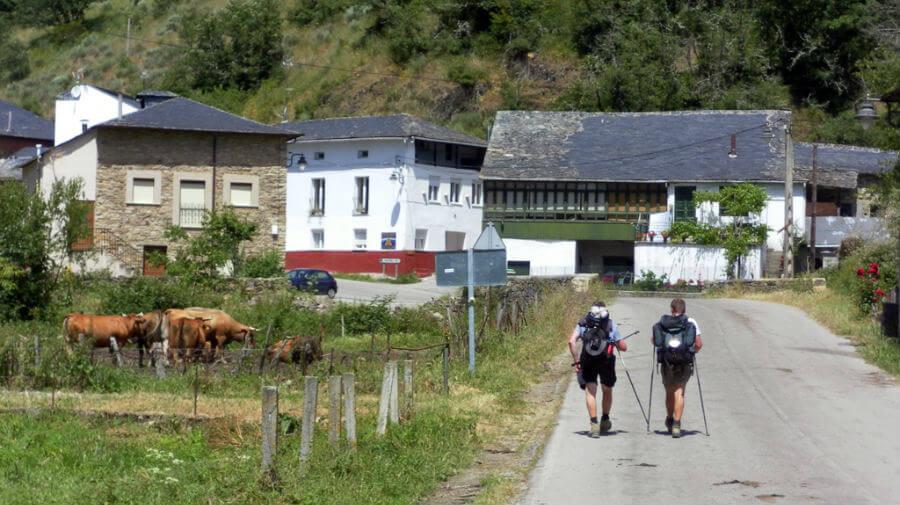 Ruitelán, León - Camino Francés :: Albergues del Camino de Santiago