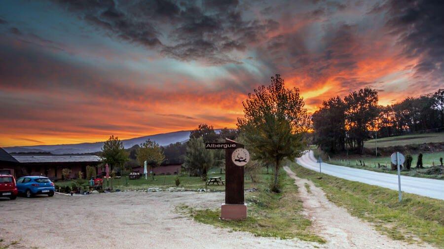 San Mamede do Camiño, Lugo - Camino Francés (Etapa Samos - Sarria - Portomarín) :: Guía del Camino de Santiago