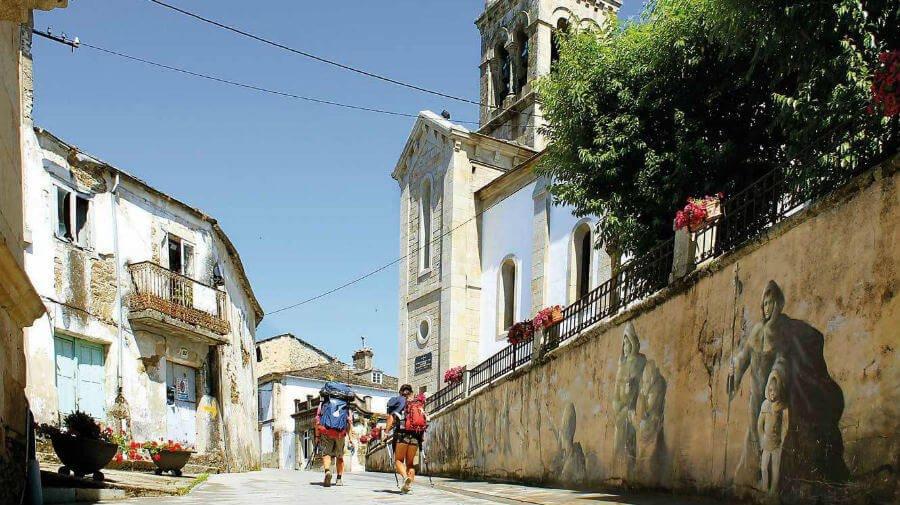 Sarria, Lugo, Camino Francés :: Guía del Camino de Santiago