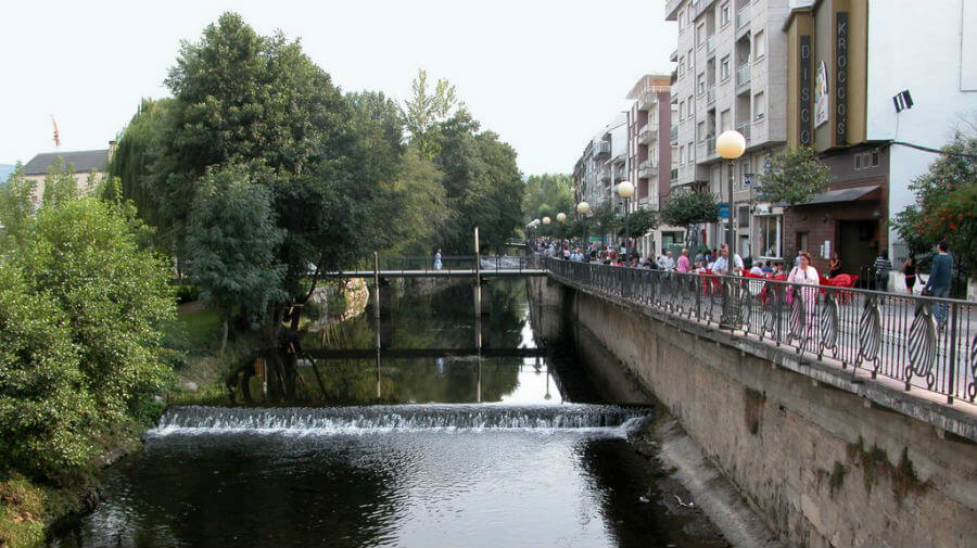 Sarria, Lugo - Camino Francés :: Albergues del Camino de Santiago