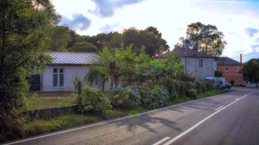 Seixón (Friol - Lugo) - Camino del Norte :: Albergues del Camino de Santiago