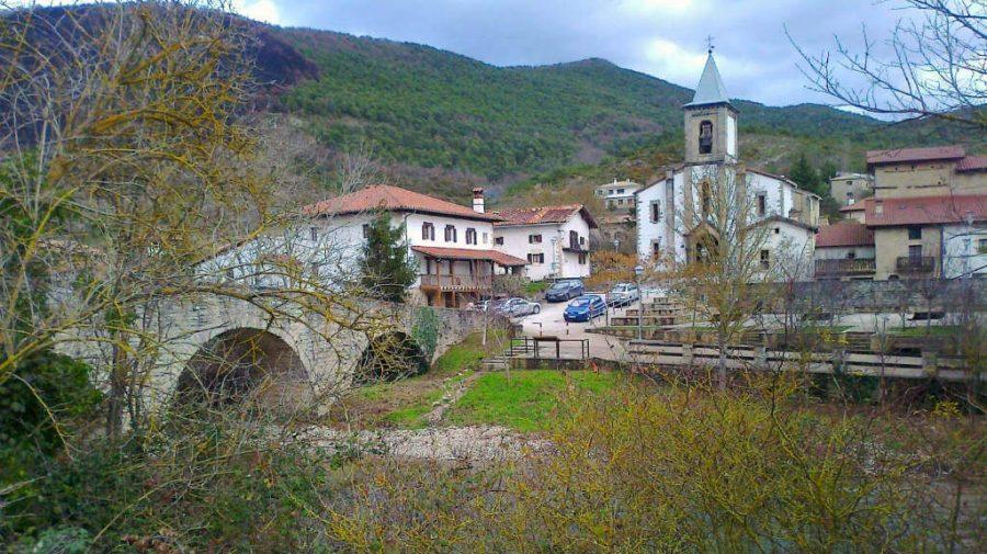 Sorauren, Navarra, Camino de Santiago Baztanés :: Albergues del Camino de Santiago