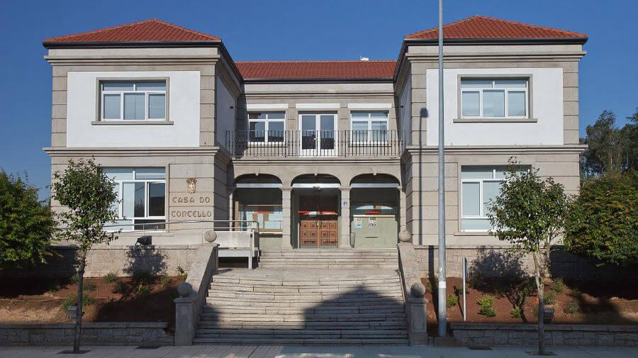 Casa do Concello, Teo, La Coruña - Camino Portugués :: Albergues del Camino de Santiago