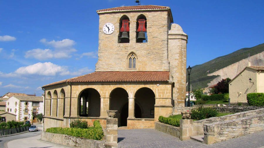 Tiebas, Navarra - Camino Aragonés :: Albergues del Camino de Santiago