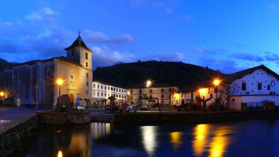 Monasterio de Urdax, Urdazubi/Urdax, Navarra, Camino Baztanés :: Albergues del Camino de Santiago