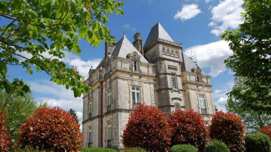 Château Lota, Ustaritz, Francia, Camino de Santiago Baztanés :: Albergues del Camino de Santiago