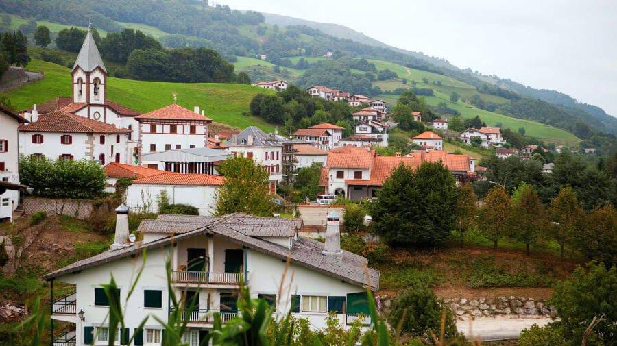 Valcarlos, Navarra - Camino Francés :: Guía del Camino de Santiago