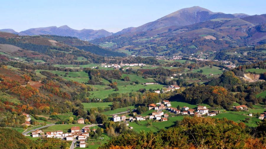 Valle de Baztán, Navarra, Camino de Santiago Baztanés :: Albergues del Camino de Santiago