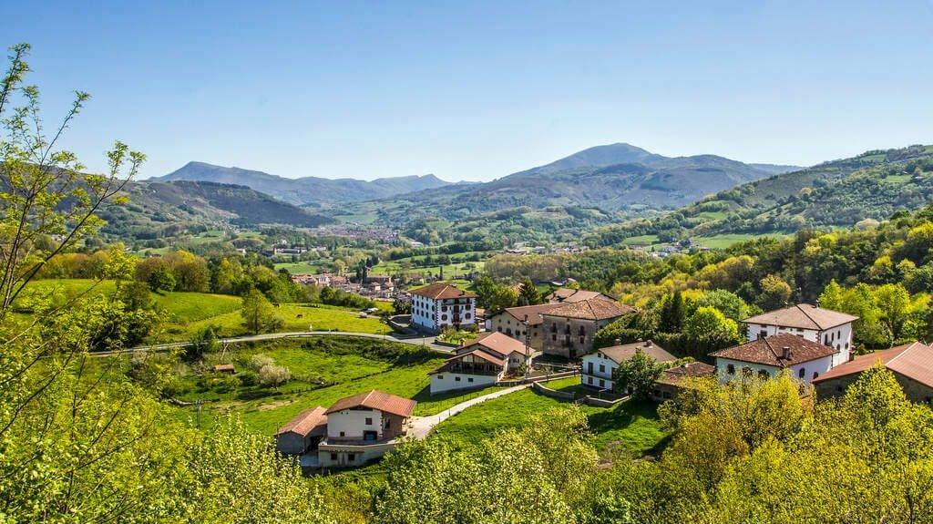 Ziga, Valle de Baztán, Navarra, Camino de Santiago Baztanés :: Albergues del Camino de Santiago
