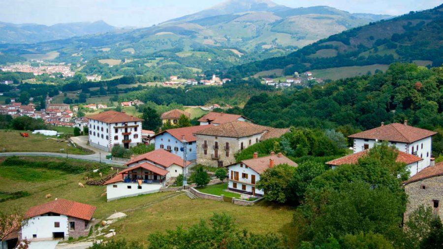 Zigaurre, Valle de Baztán, Navarra, Camino de Santiago Baztanés :: Albergues del Camino de Santiago
