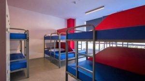 Albergue All Iron Hostel, Bilbao - Camino del Norte :: Albergues del Camino de Santiago
