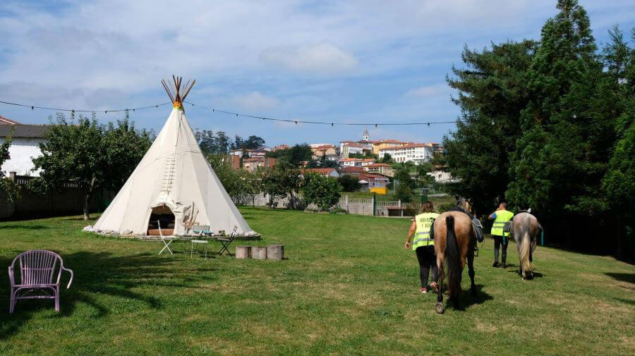 Albergue turístico Casa Carmina, Muros de Nalón - Camino del Norte :: Albergues del Camino de Santiago