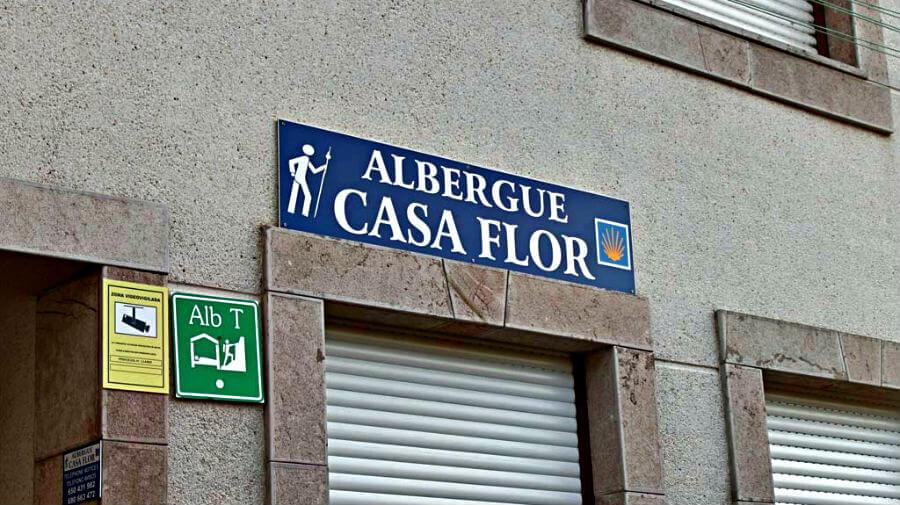 Albergue Casa Flor, Pendueles (Asturias) - Camino del Norte :: Albergues del Camino de Santiago