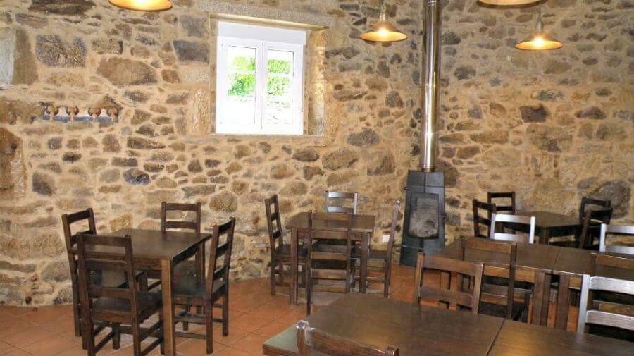 Albergue Casa do Rego, A Pena, Lugo - Camino Francés :: Albergues del Camino de Santiago
