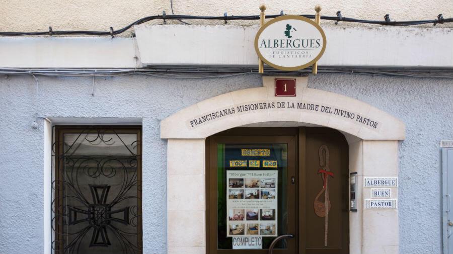 Albergue El Buen Pastor, Laredo (Cantabria) - Camino del Norte :: Albergues del Camino de Santiago
